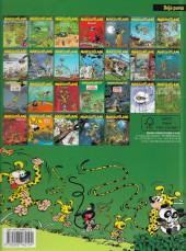 Verso de Marsupilami -2c2012- Le bébé du bout du monde