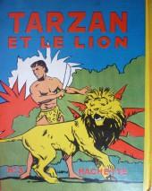 Verso de Tarzan (Hachette) -3- Tarzan et le lion
