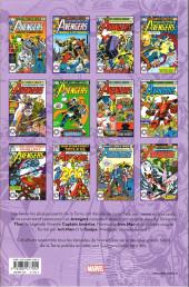 Verso de Avengers (The) (L'intégrale) -17- L'intégrale 1980