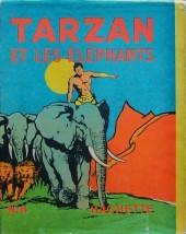 Verso de Tarzan (Hachette) -4- Tarzan et les éléphants