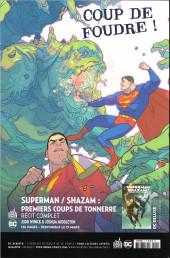 Verso de Justice League - Récit Complet (DC Presse) -12- Justice League of America : À l'aube des temps