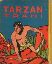 Verso de Tarzan (Hachette) -5- Tarzan trahi
