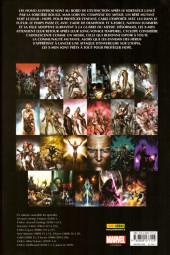 Verso de X-Men - Trilogie du Messie -INT2- Le Retour du Messie