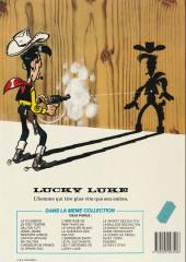 Verso de Lucky Luke -34d85- Dalton City