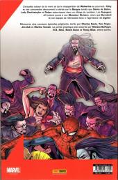 Verso de Wolverine (Marvel France 5e série) (2019) -3- L'arme perdu