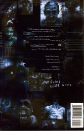 Verso de Shadow Man (1999) -1- Mission Unspeakable