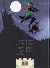 Verso de Mélusine -10b2013- Contes de la pleine lune