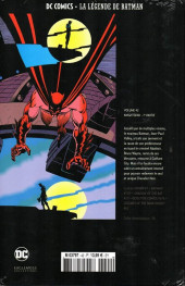 Verso de DC Comics - La légende de Batman -4226- Knightsend - 1re partie