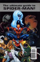 Verso de Marvel Encyclopedia -4- Spider-Man