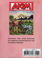 Verso de Capt'ain Swing! (2e série - Mon Journal) -Rec86- Album N°86 (du n°258 au n°260)