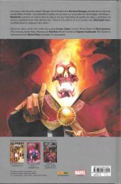 Verso de Doctor Strange : Damnation - Damnation (I)