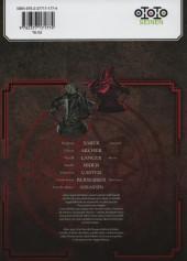 Verso de Fate/Apocrypha -4- Tome 4