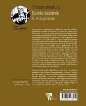 Verso de (DOC) Études et essais divers - Transmédialité, bande dessinée & adaptation