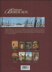 Verso de Châteaux Bordeaux -4a2018- Les Millésimes