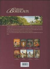 Verso de Châteaux Bordeaux -6a2018- Le Courtier