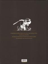 Verso de Conan le Cimmérien -5TL- La citadelle écarlate