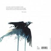 Verso de Félix Leclerc - L'alouette en liberté - Félix Leclerc: L'alouette en liberté