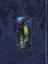 Verso de Le neptune -HS01- Journal de bord