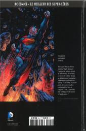Verso de DC Comics - Le Meilleur des Super-Héros -94- Superman - Unchained - 2e partie