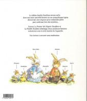 Verso de La famille Passiflore -HS- À bâbord, les passiflore