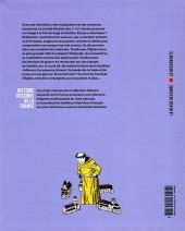 Verso de Histoire dessinée de la France -6- Chevaliers, moines et paysans - De Cluny à la Première croisade