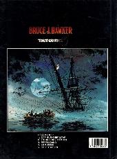 Verso de Bruce J. Hawker -5- Tout ou rien