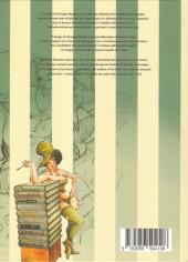 Verso de (AUT) Manunta, Giuseppe - 25th Anniversary of Comics