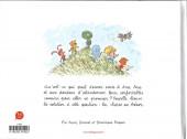 Verso de Ana Ana -13- Papillons, lilas et fraises des bois