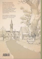 Verso de Village global - Tome 1