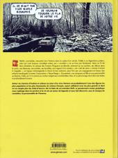 Verso de Lino Ventura - Lino Ventura et l'œil de verre