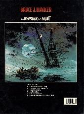 Verso de Bruce J. Hawker -6- Les bourreaux de la nuit