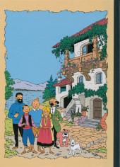 Verso de Tintin - Pastiches, parodies & pirates -26b2017- Tintin et le lac aux requins