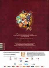 Verso de Télémaque (Toussaint/Ruiz) -1a48hBD2019- À la recherche d'Ulysse