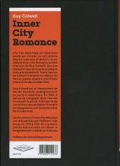 Verso de Inner City Romance