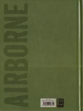 Verso de Airborne 44 -148HBDTL- Là où tombent les hommes