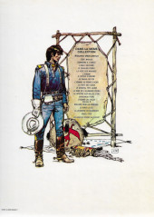 Verso de Blueberry -7a79- Le cheval de fer