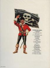 Verso de Barbe-Rouge -12a1981- La mission secrète de l'Epervier