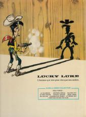 Verso de Lucky Luke -37b1974- Canyon Apache