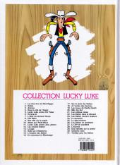 Verso de Lucky Luke -2d2016- Rodéo