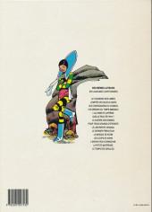 Verso de Le vagabond des Limbes -11a1989- Le masque de Kohm