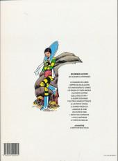 Verso de Le vagabond des Limbes -8a1989- Pour trois graines d'éternité