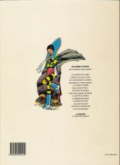 Verso de Le vagabond des Limbes -5b1988- L'alchimiste suprême