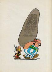 Verso de Astérix -20a76- Astérix en Corse