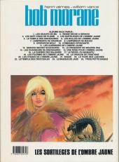 Verso de Bob Morane 3 (Lombard) -23b92- Les sortilèges de l'ombre jaune
