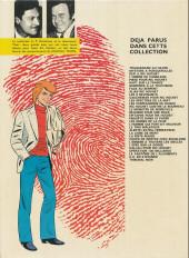 Verso de Ric Hochet -7b1981- Suspense à la télévision
