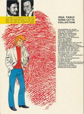 Verso de Ric Hochet -19a1979a- Les signes de la peur