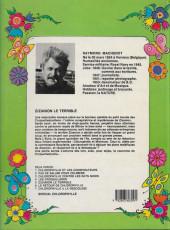 Verso de Chlorophylle -5a1984- Zizanion le terrible