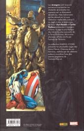 Verso de Avengers (Marvel Icons) -HS2- Avengers - Kurt Busiek - Carlos Pacheco