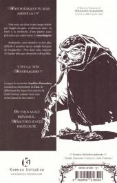Verso de Namta -1VC- Une veine de pendu