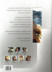 Verso de L'aéropostale - Des pilotes de légende -7- Cap Juby